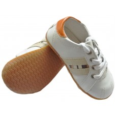 143 sport stripe lace rubber sole