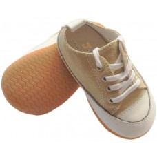 169 canvas sand lace rubber sole