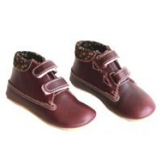 186 shape boot2 burgundy