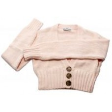 Knit Wear Pink Baby Infant Toddler Sweater Size L