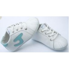 146 sport JJ white blue lace